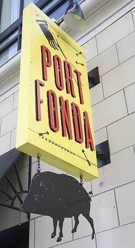 Port Fonda, 900 New Hampshire St., is pictured Nov. 10, 2015.