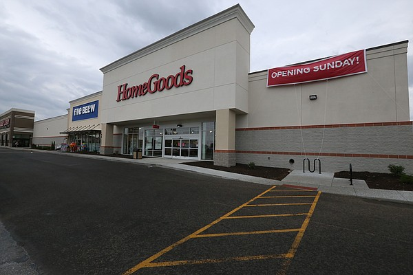 The HomeGoods store near 33rd and Iowa streets plans to donate $10,000 to a local nonprofit as part of its grand opening celebration.