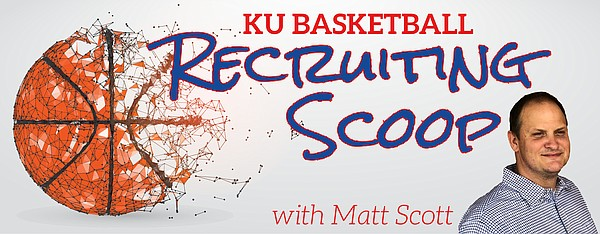 "Check out our newest blog at KUsports.com, ""KU Basketball Recruiting Scoop with Matt Scott"""