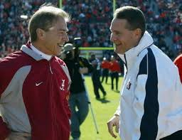 Gene has beaten this man on his way to an SEC Championship and National Title!!!....and by the way an undefeated season!...Not many coaches have an undefeated season on their resume...especially playing in the SEC West Division!