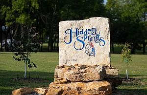 Hidden Springs Golf Course in Overbrook, Kan.