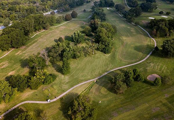Shawnee Country Club, hole 11.