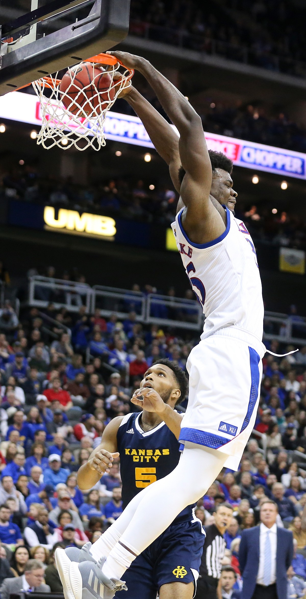 Udoka Azubuike's team-first contributions latest sign of his evolution as a player | Smithology