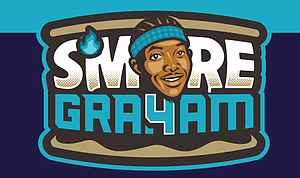 An image from Charlotte's SmoreGraham campaign for Devonte' Graham.