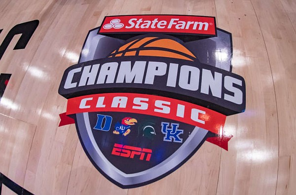 The Champions Classic logo.