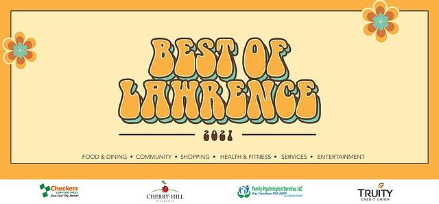 Best of Lawrence 2021: Winners Revealed!