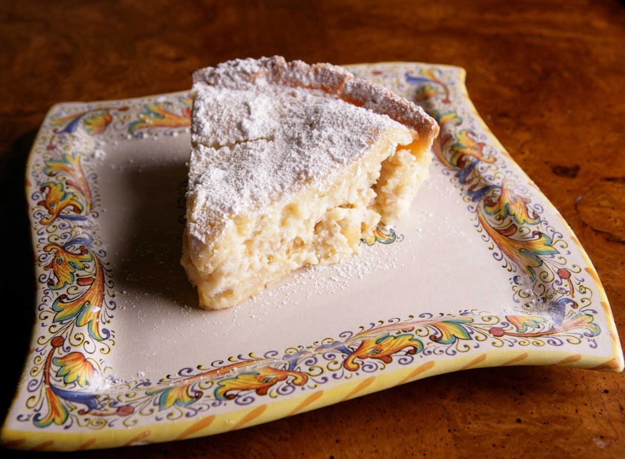 pastiera di grano traditional easter dessert of naples On traditional easter baking