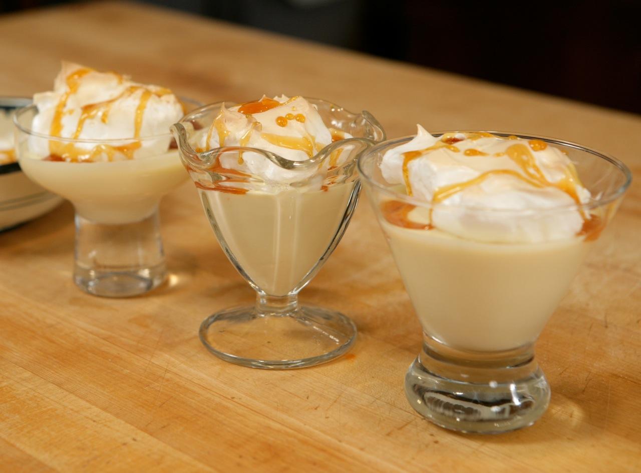 Floating Island Dessert Recipe