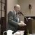 Hemenway speaks at Holidome in 1995