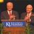 Hundreds pay tribute to retiring KU chancellor