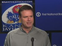 Bill Self weekly press conference, Feb. 3, 2011