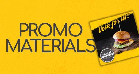 Promo Materials