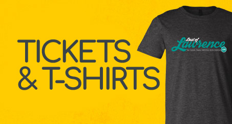 Get tickets and T-shirts for the Winners Bash
