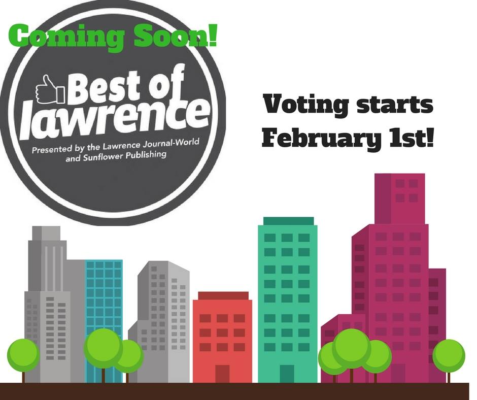 Best of Lawrence 2018: Coming soon!