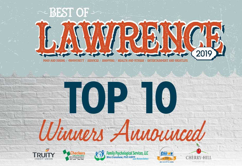 Best of Lawrence 2019