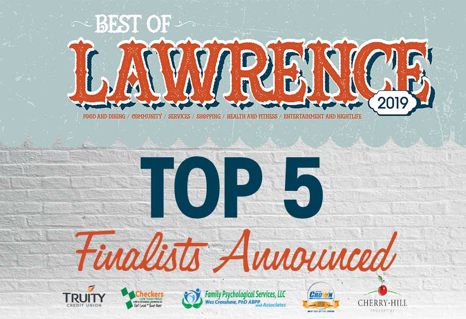 Best of Lawrence 2019: Top 5 Revealed!