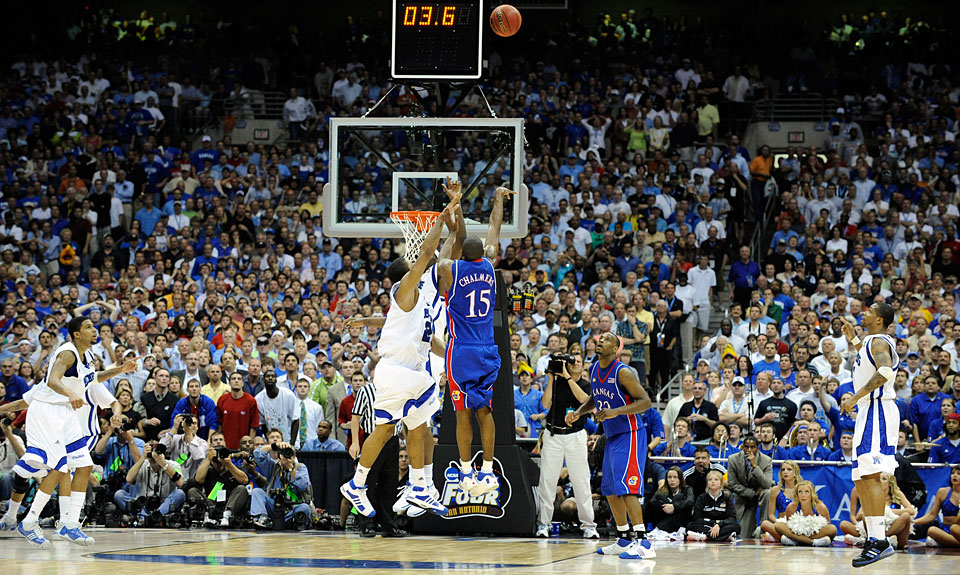 Mario Chalmers and the miracle shot