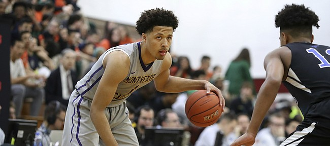 Best High School Basketball Players 2020 KU involved with 1 of top 2020 prospects and possible favorite to