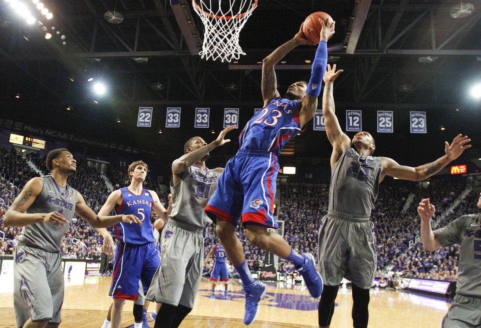 Image result for Kansas State vs Kansas basketball pic
